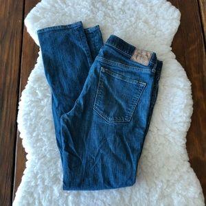 Abercrombie & Fitch Skinny Jeans Size 34x32